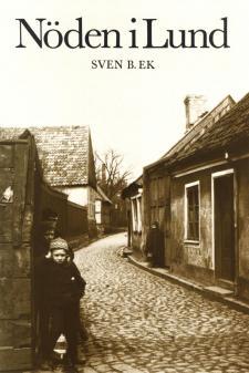 Cover for Nöden i Lund: En etnologisk stadsstudie