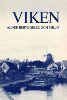 Cover for Viken: Äldre bebyggelse och miljö
